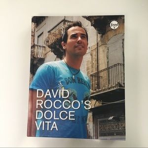 Other - David Rocco Italian cookbook ⭐️Bundle item only⭐️
